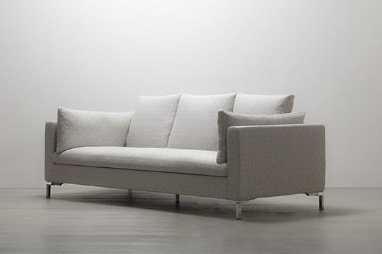 カスタマイズできるソファ