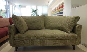 女性の方におすすめ、柔らかで優しい sofa【HM】