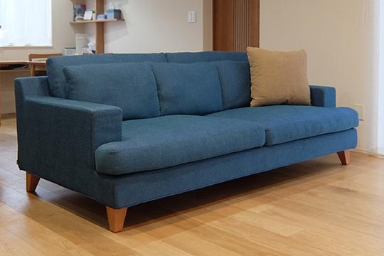 【納品事例】石川県金沢市 M様 sofa GRVA