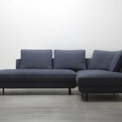 お部屋にすっきり収まるソファ sofa【HOM】
