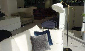 白いソファの魅力