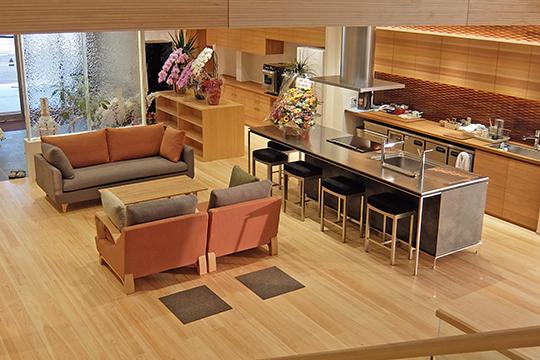 【納品事例】石川県加賀市 (株)シモアラ様 新社屋 sofa MPA・HM