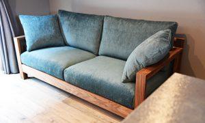 【納品事例】葛飾区M様邸 sofa CONVEX