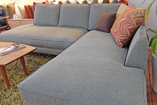Sofa【HOM】ファブリックチェンジしました