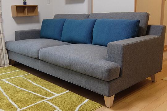 【納品事例】石川県金沢市 K様 sofa GRVA