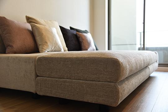 様々な使い方が可能な sofa【TRES-A】