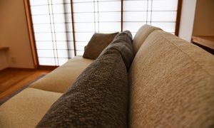 【納品事例】東京都多摩市 K様 sofa GRVA