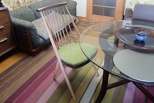 【納品事例】石川県金沢市 H様 シビルチェア