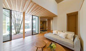 【納品事例】広島県広島市 住宅展示場  sofa HOM