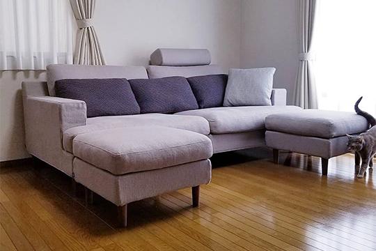 【納品事例】滋賀県彦根市 O様 sofa GRVA