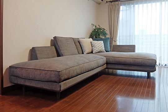 【納品事例】石川県白山市 Y様 sofa HOM