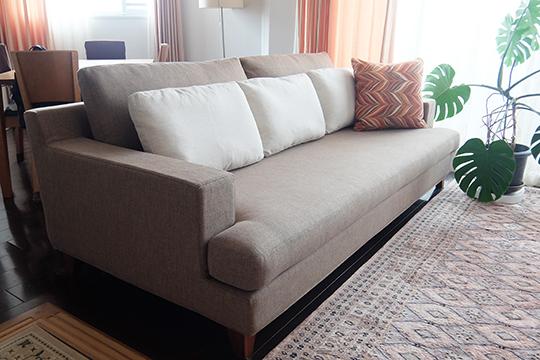 【納品事例】石川県金沢市 H様 sofa GRVA替えカバー