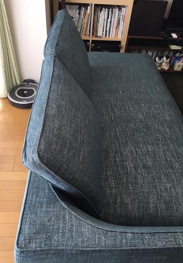 【納品事例】東京都江東区 K様  sofa HOM