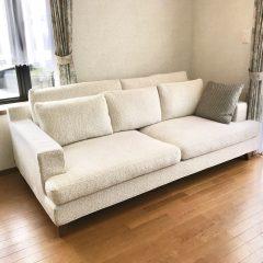 【納品事例】山梨県甲府市 K様 sofa GRVA