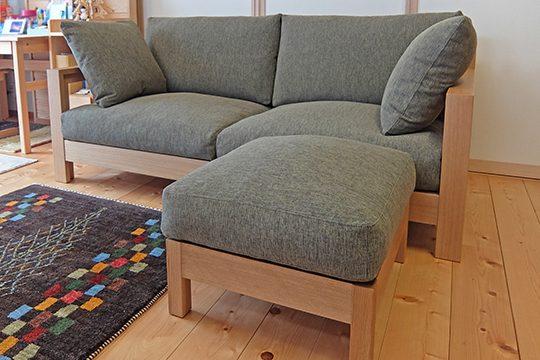 【納品事例】石川県金沢市 K様 sofa CONVEX