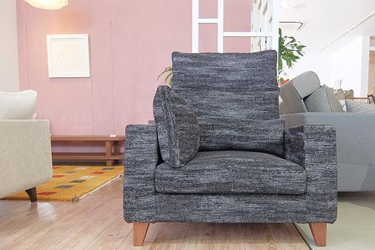 一人掛けにおすすめ sofa【GFハイバック】