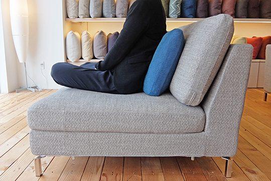 かための座り心地がお好みの方におすすめ Sofa【GRVAⅡ】