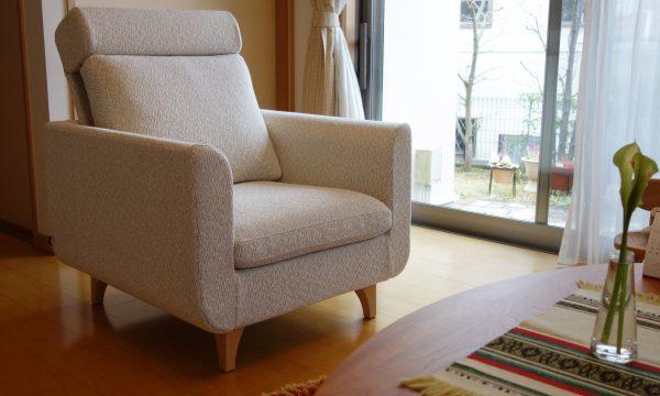 【納品事例】神奈川県 H様 別注sofa HM
