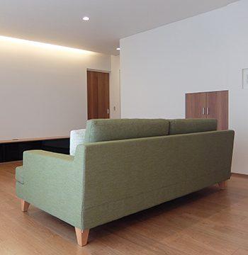 【納品事例】石川県白山市 H様 sofa GRVA