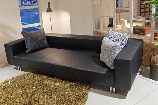 幅2m40cmのソファ