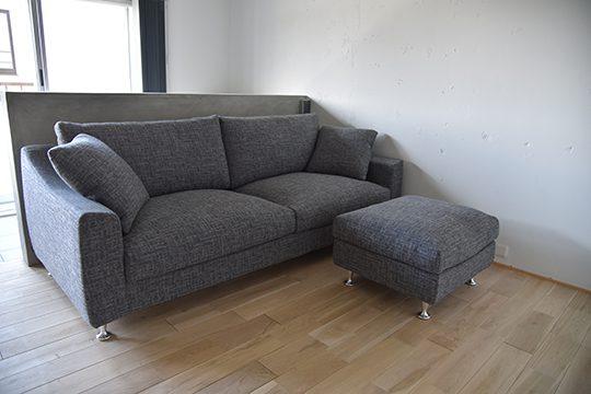 【納品事例】東京都板橋区 H様 sofa EF+オットマン