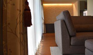 【納品事例】奈良県生駒市 S様 sofa LSC 3P+ KKオットマン