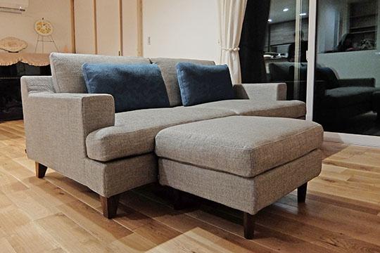 【納品事例】石川県加賀市 M様 sofa GRVA