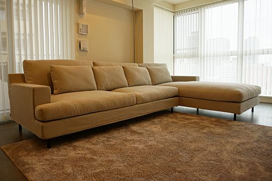 【納品事例】兵庫県神戸市 A様 sofa GRVA