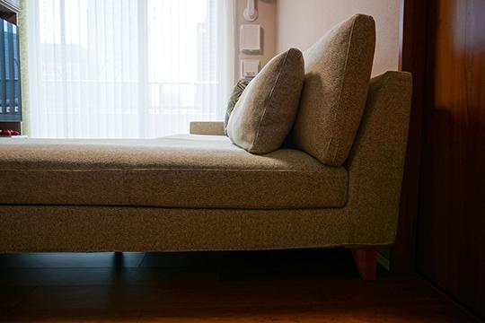 ソファの硬さの選び方