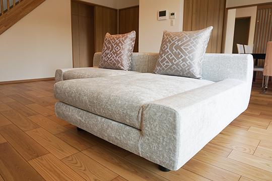 【納品事例】滋賀県湖南市 S様 sofa TRES-A