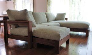【納品事例】東京都目黒区 O様 sofa CONVEX