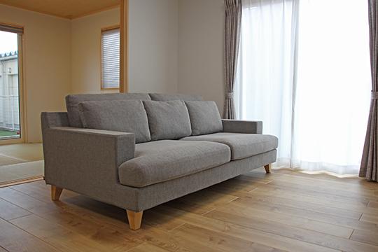 【納品事例】石川県野々市市 H様 sofa GRVAⅡ