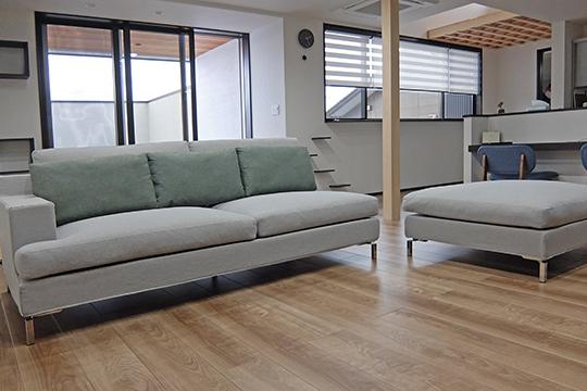 【納品事例】石川県金沢市 Y様 sofa GRVA