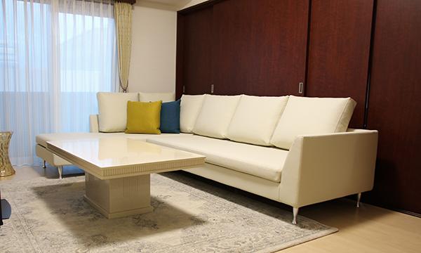 【納品事例】石川県金沢市 F様 sofa TB