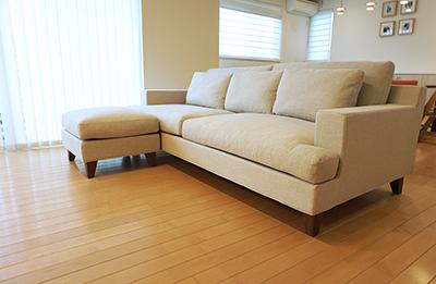 【納品事例】京都府京都市 S様 sofa GRVA