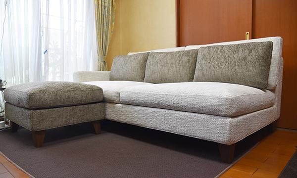 【納品事例】東京都北区 I様 sofa GRVA